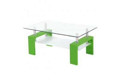 Klubska miza INTRO zelena