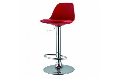 Barski stol PERIO rdeč
