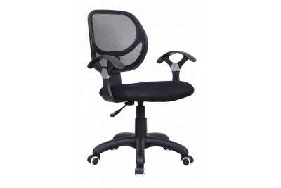 Pisarniški stol DISCO črn
