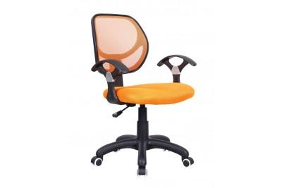 Pisarniški stol DISCO oranžen