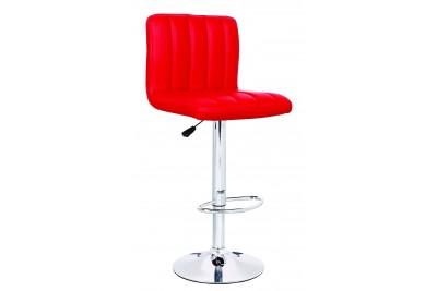 Barski stol HOT II - rdeč