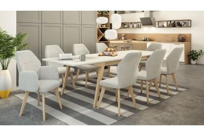 Jedilna miza Verto 160(200)x90 cm
