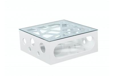Klubska miza ELA III bela