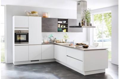 Kuhinja Nobilia LineN (vključno z belo tehniko)