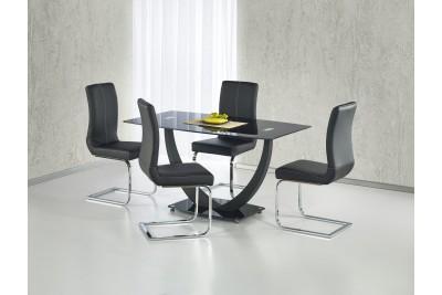 Jedilna miza Anton črna