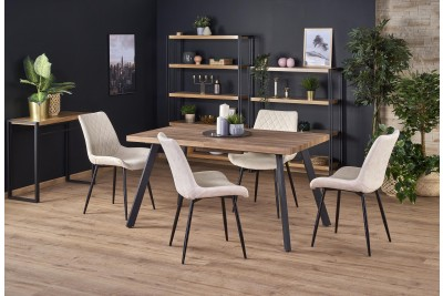 Jedilna miza Berlin 140(180)x85 cm