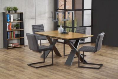 Jedilna miza Chandler 160(220)x90 cm