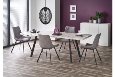 Jedilna miza Dallas 160(220)x90 cm