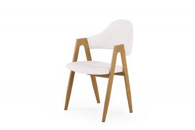 Jedilni stol K247 bel