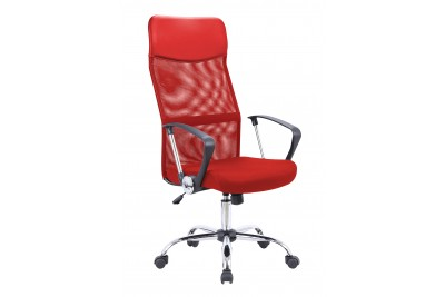 Pisarniški stol WOLF rdeč