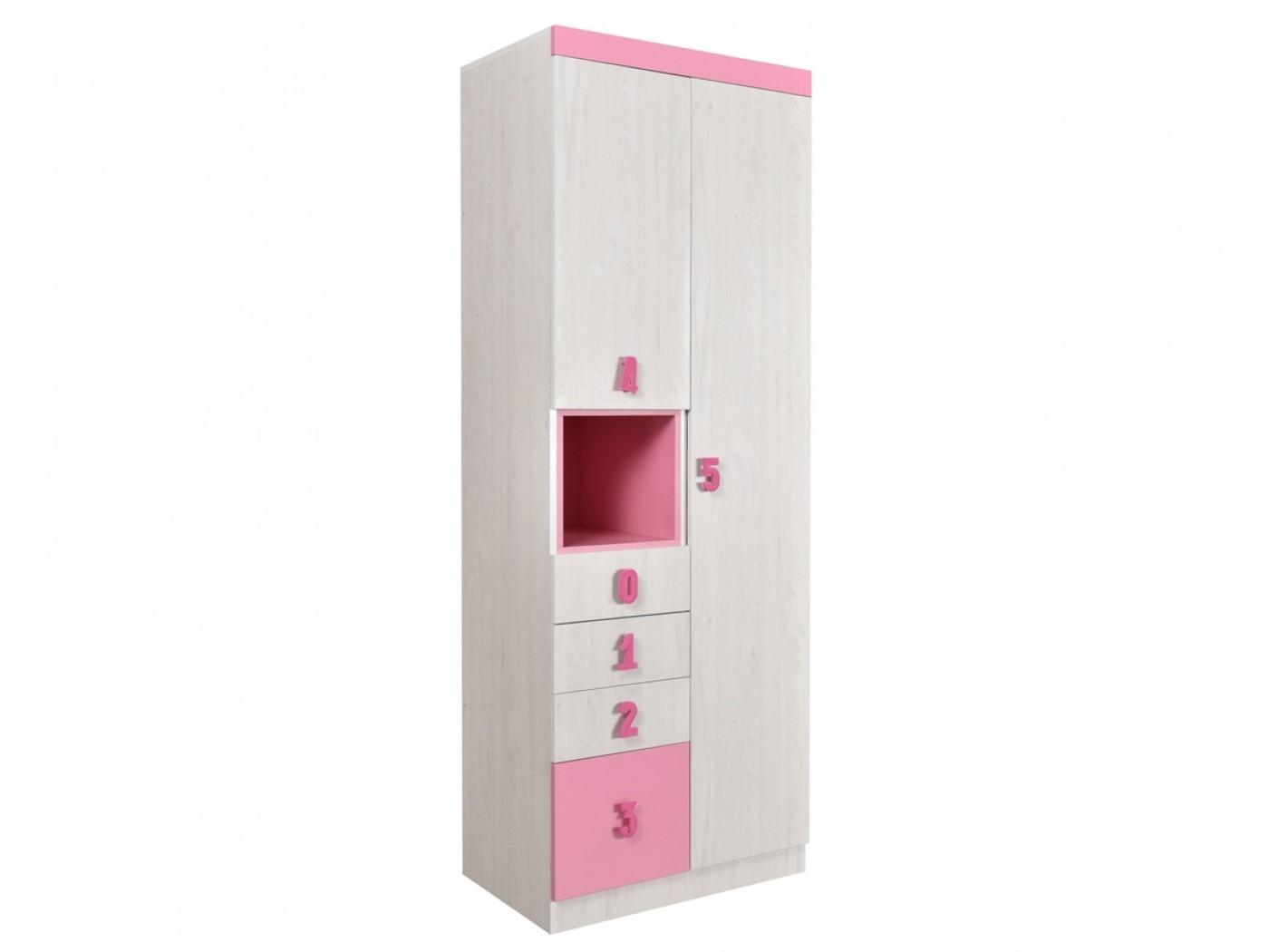 beli hrast - roza