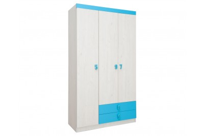 beli hrast - modra