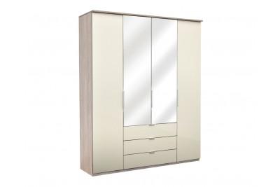 Omara z ogledalom Elegance 180-O hrast nordik
