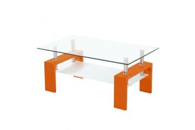 Klubska miza INTRO oranžna