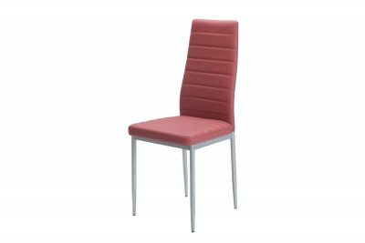 Stol DINNA II rdeč
