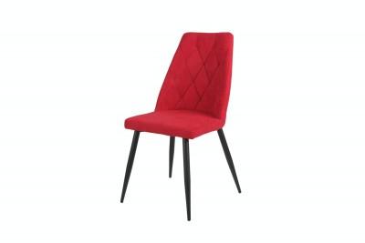 Stol ESME rdeč