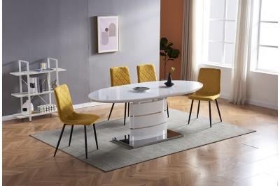 Raztegljiva miza HAZEL 140(180)x80 cm