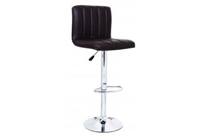 Barski stol HOT II - rjav