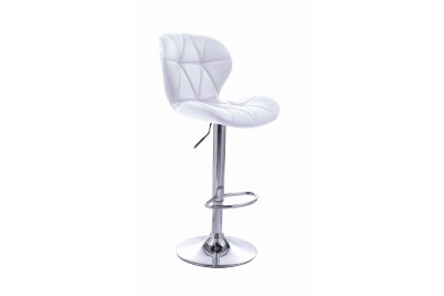 Barski stol INDIRA II - bel