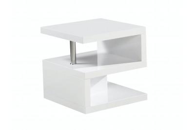 Klubska miza LINIJA III bela