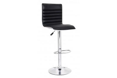 Barski stol LINE II - črn