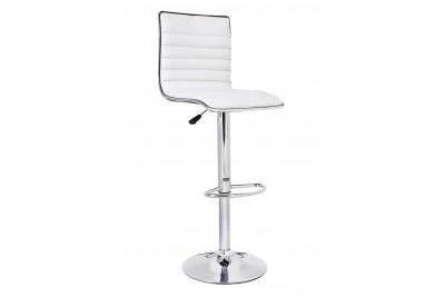 Barski stol LINE II - bel