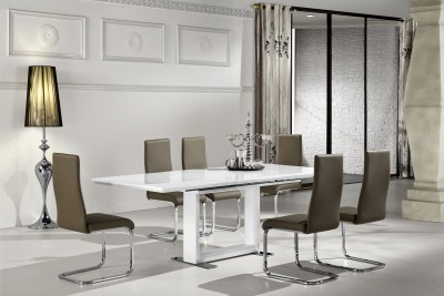 Raztegljiva miza NIKA 120(170)x80