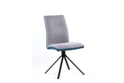Stol PAYTON sivo-moder