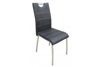 Stol ROMA IV črn