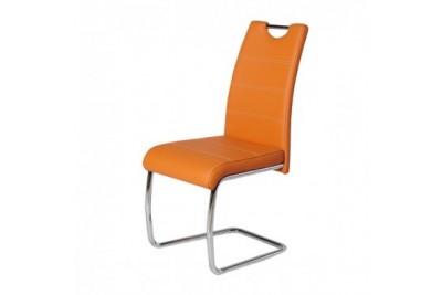 Stol ROMA oranžen