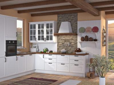 Rustikalne kuhinje Alples